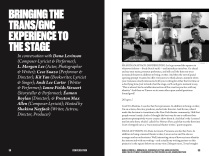 Musical Theater Today (Trans GNC Roundtable Sample)