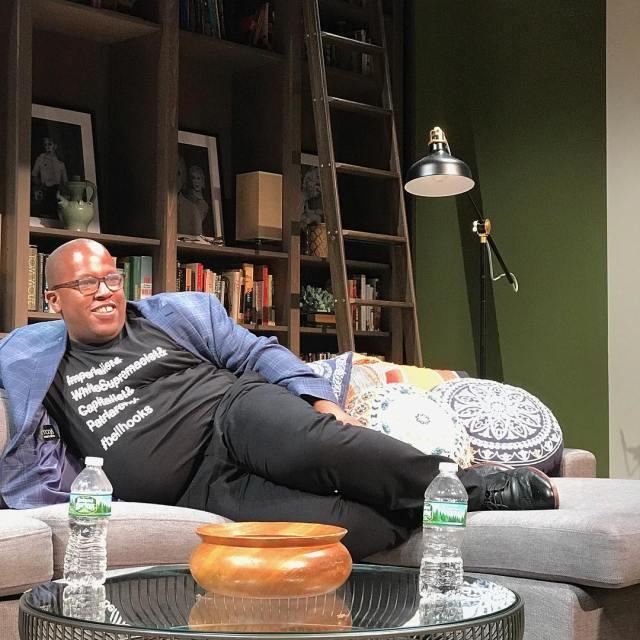 Michael R Jackson Lounging Playwrights.jpg